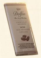 Dolfin, Chocolat Noir - mit gerösteten Mandeln