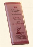 Dolfin, Chocolat Noir - Rosa Pfeffer