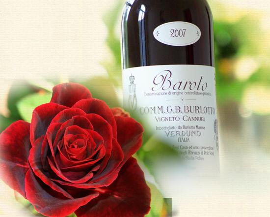 """Burlotto, Barolo """"Cannubi"""", rosso"""
