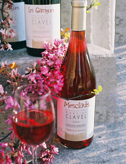 "Pierre Clavel, ""Mescladis"", rosé (DV)"