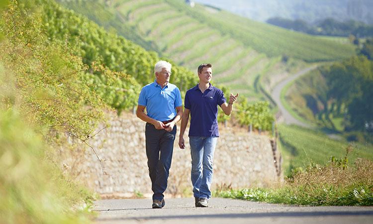Die Winzer und Ihr Weingut: Emrich-Schönleber