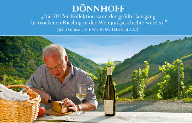 Sondermailing Dönnhoff
