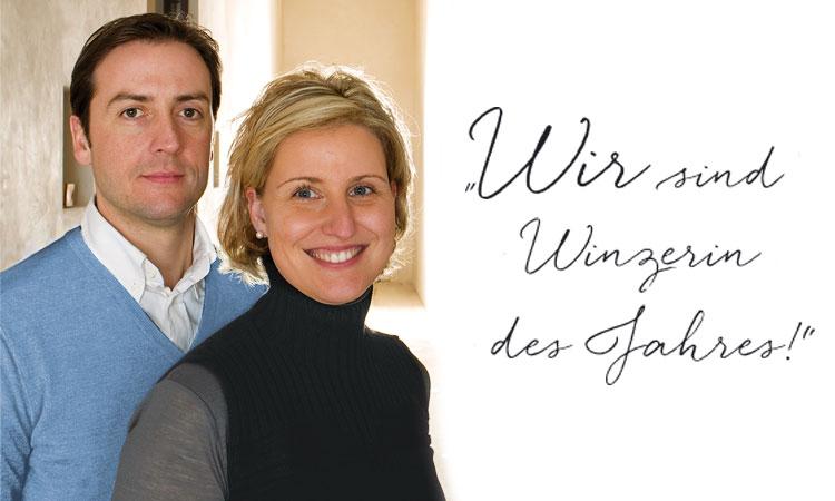 Hans Oliver Spanier und Caroline Gillot-Spanier
