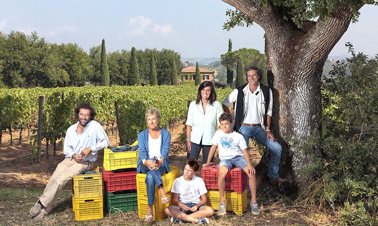 Die Winzerfamilie Boscarelli