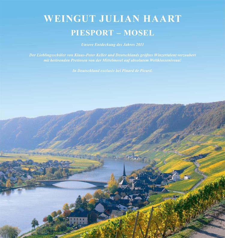 Weingut Julian Haart - Piesport