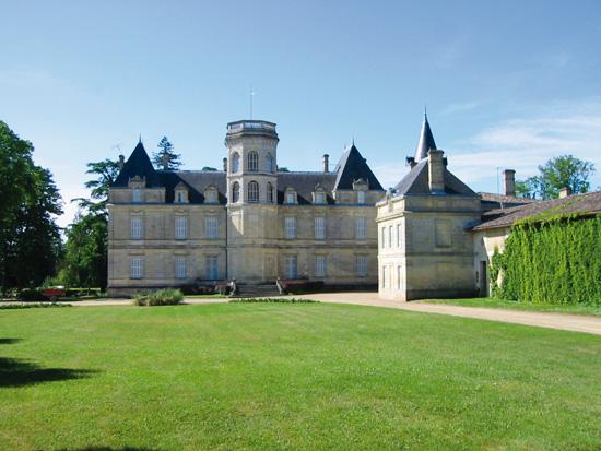 Château de Parsac – Bordeaux