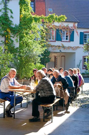 Weingut Ökonomierat Rebholz - Siebeldingen