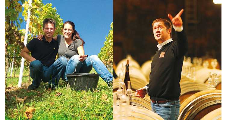 Sondermailing Weingut Schäfer-Fröhlich und Von Winning