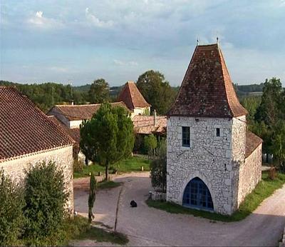 Château Tour des Gendres - Luc de Conti