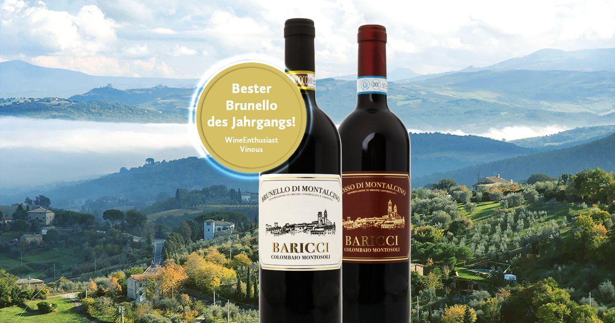Brunello-Klassiker von Baricci