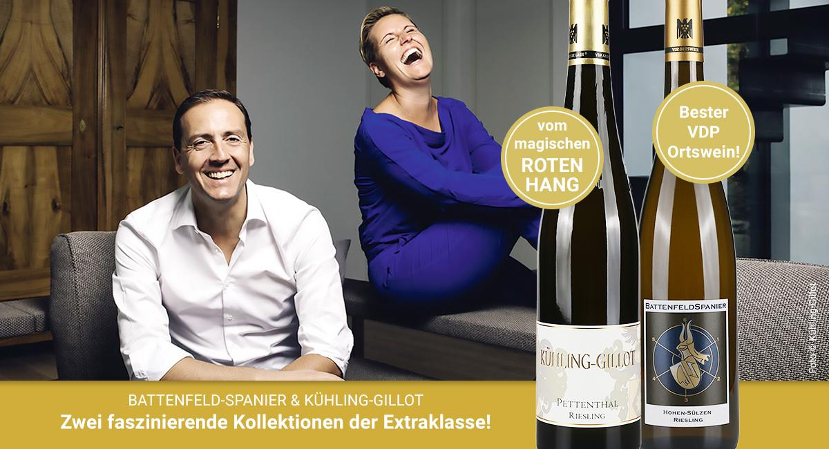 Battenfeld-Spanier und Kühling Gillot - zwei faszinierende Kollektionen