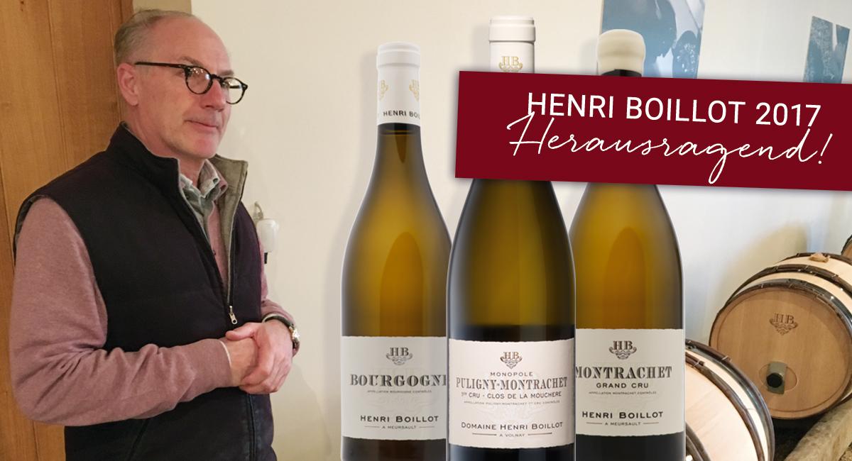 Henri Boillot - Herausragend