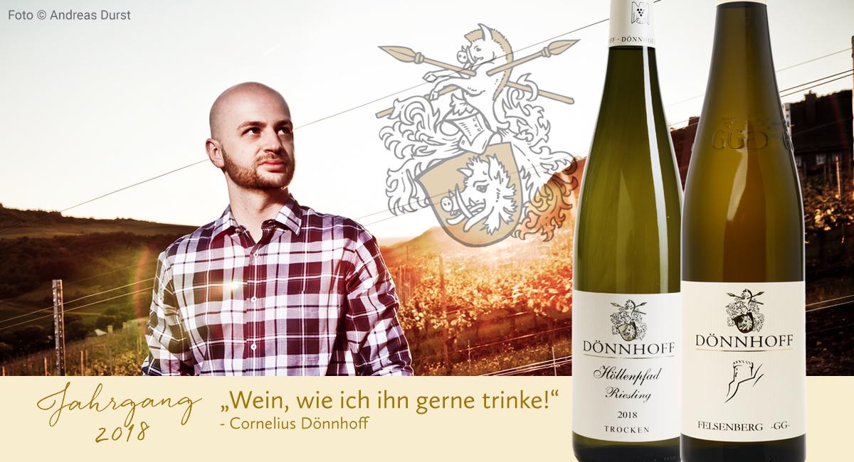 Cornelius Dönnhoff: Wein wie ich ihn gerne trinke