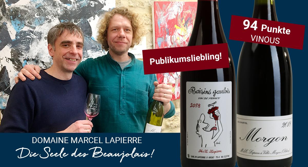 Lapierre - Die Seeledes Beaujolias!