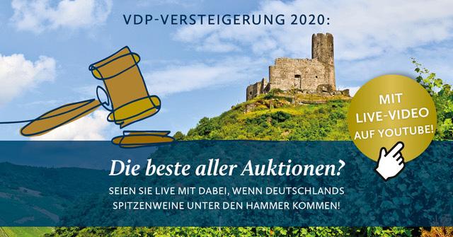 VDP-Versteigerung 2020 - Die beste aller Auktionen?