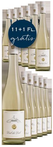 Diel de Diel, Weißwein  (12 Flaschen)