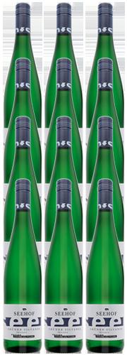 "Grüner Silvaner trocken, ""Edition Pinard de Picard""  (12 Flaschen)"