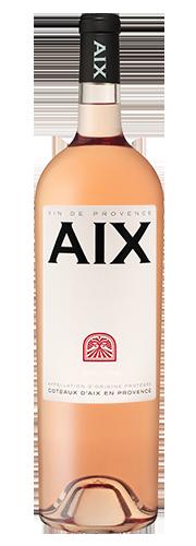 """Aix"" Coteaux d'Aix-en-Provence, rosé (Doppelmagnum)"