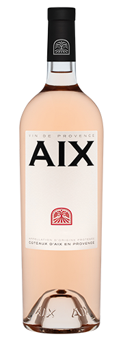 """""""Aix"""" Coteaux d'Aix-en-Provence, rosé (Magnum)"""