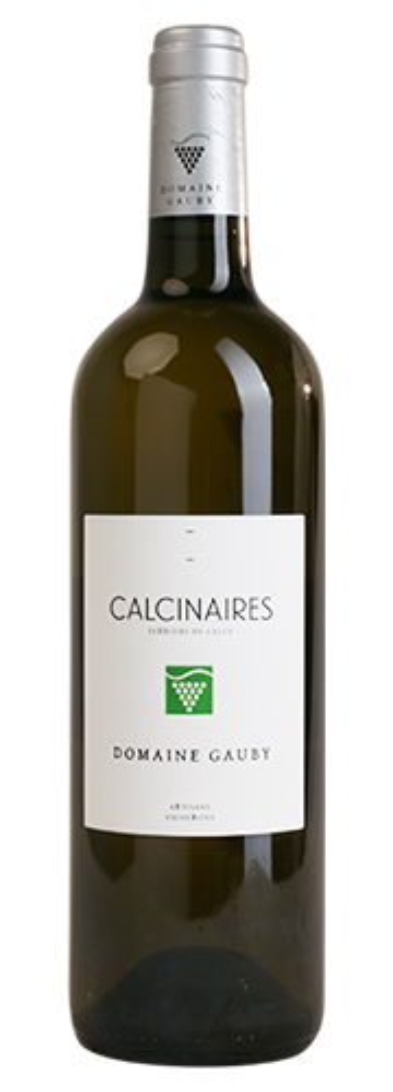 Les Calcinaires, I.G.P. Côtes Catalanes blanc