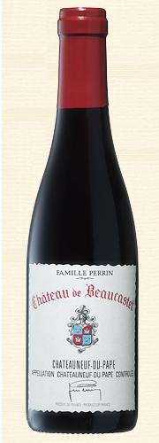 Châteauneuf-du-Pape, rouge  (Demi/Filette)