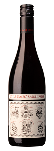 "Saint Cosme, ""Little James' Basket Press"" VdF, rouge 2020"