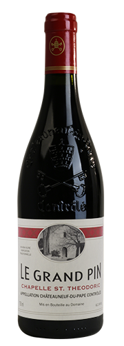 "St. Theodoric, ""Le Grand Pin"", Châteauneuf-de-Pape, rouge  2016"