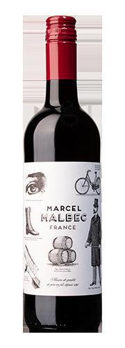 """""""Marcel"""", rouge"""