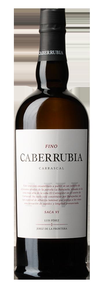 "Fino ""Caberrubia"" Saca III DO Jerez, blanco NV"
