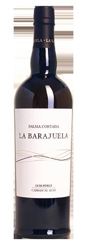 """Palma Cortada """"La Barajuela"""" VdlT Cádiz, blanco"""