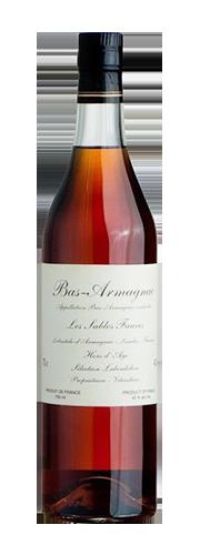 """Domaine de Jaurrey, Bas Armagnac """"Hors d'Age Sables Fauves"""" (20 ans)"""