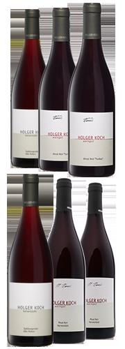 Pinot Noir-Probierpaket (6 Flaschen)