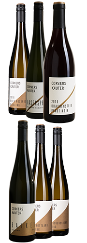 Lagenpaket Corvers-Kauter (6 Flaschen)