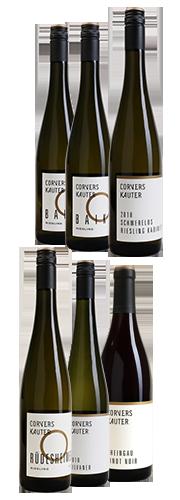 Kennenlernpaket Corvers-Kauter (6 Flaschen)
