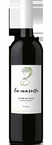 """La Marotte """"Cuvée de Manu"""", rouge"""