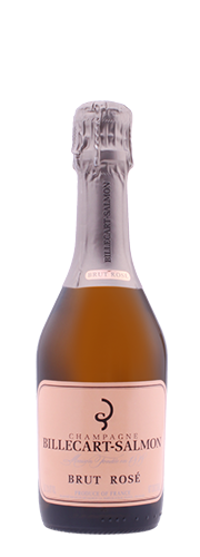 Billecart, Brut Rosé (Demi/Filette)