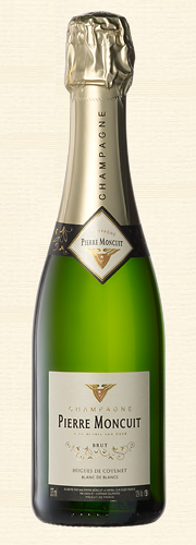 Moncuit, Cuvée Hugues de Coulmet Blanc de Blancs (Demi/Filette)