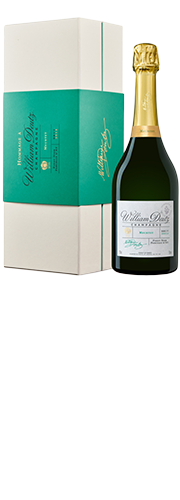 """Meurtet"" Hommage à William Deutz Brut"
