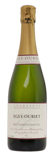 Egly-Ouriet, Grand Cru Brut Tradition, blanc (Deg. 10.2017/ 51 Monate)