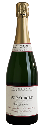 Egly-Ouriet, Grand Cru Brut Tradition, blanc (Deg. 11.2018/ 52 Monate)