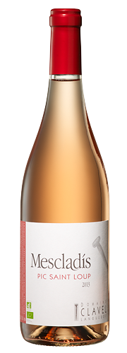"Pierre Clavel, Pierre Clavel, ""Mescladis"", rosé 2013"