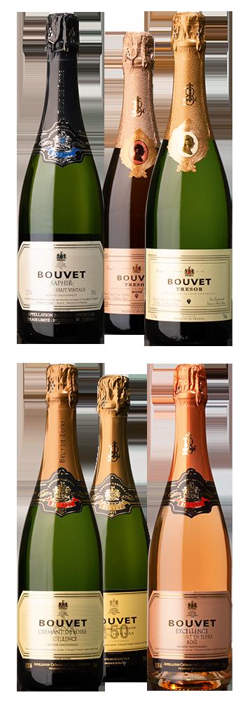 Bouvet-Ladubay-Probier-Paket