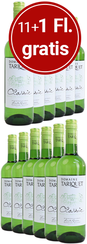 Classic, Ugni Blanc-Colombard, VdP blanc  (12 Flaschen)
