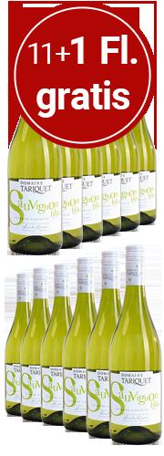 Sauvignon blanc  (12 Flaschen)