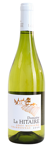 """Domaine la Hitaire"", Gros Manseng-Chardonnay blanc"