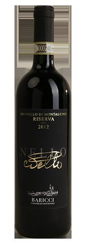 """""""Nello"""" Brunello di Montalcino Riserva, rosso"""