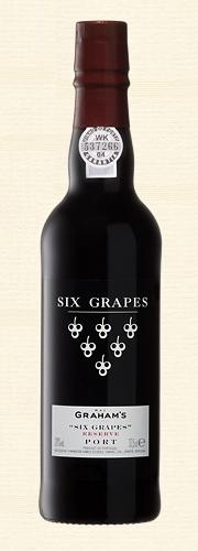 Six Grapes Reserve Port (Demi/Filette)