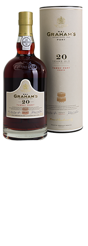 Graham's, 20 Years Old Tawny Port
