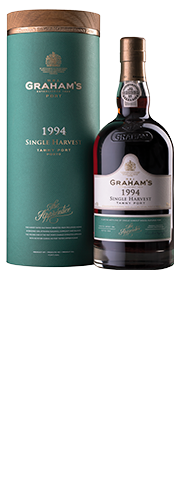 Graham's, Colheita Single Harvest Tawny Port in der Geschenkhülse 1994