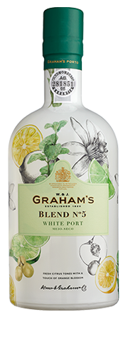 Graham's, Blend N° 5 Dry White Port